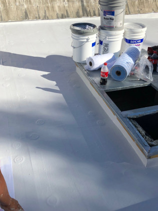 Liquid-Applied Roofing Systems