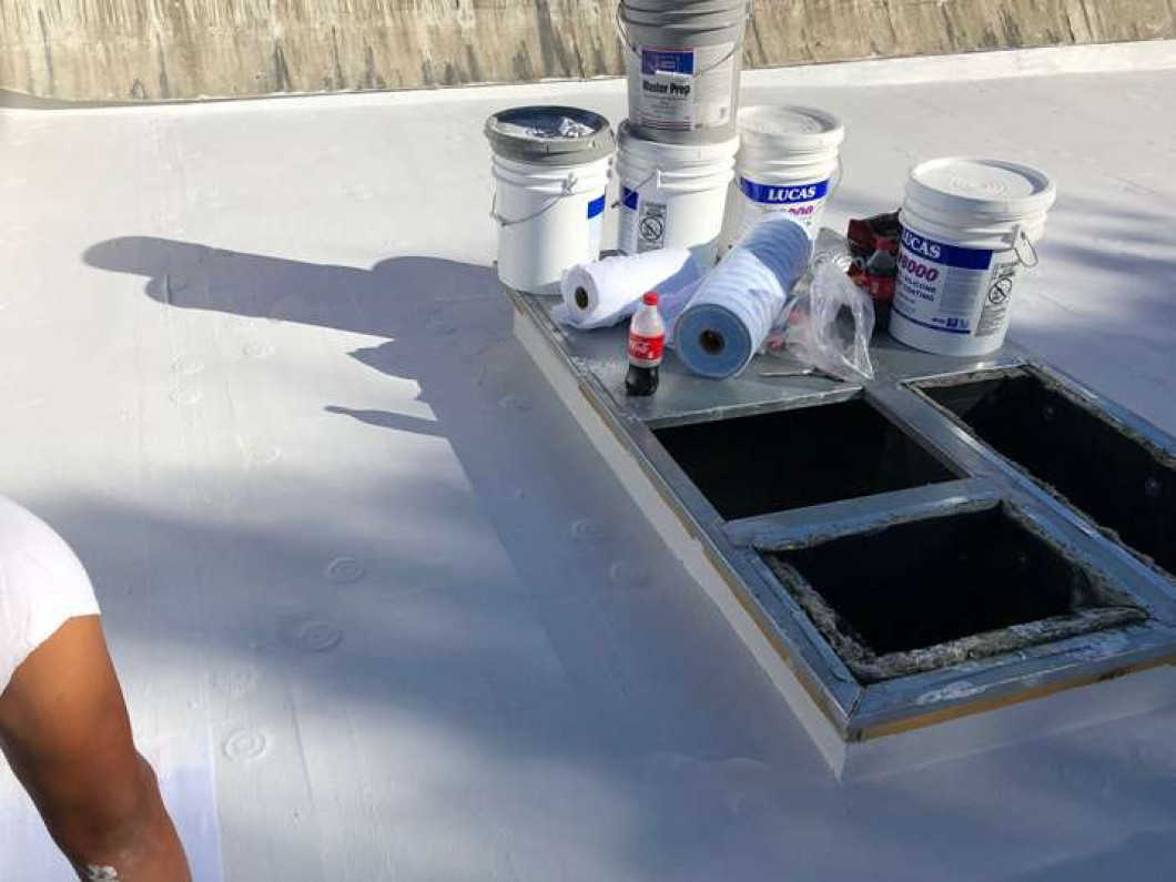 Waterproofing Membrane Charleston Mount Pleasant Sc Candler Asheville Nc Rdt Contracting Llc